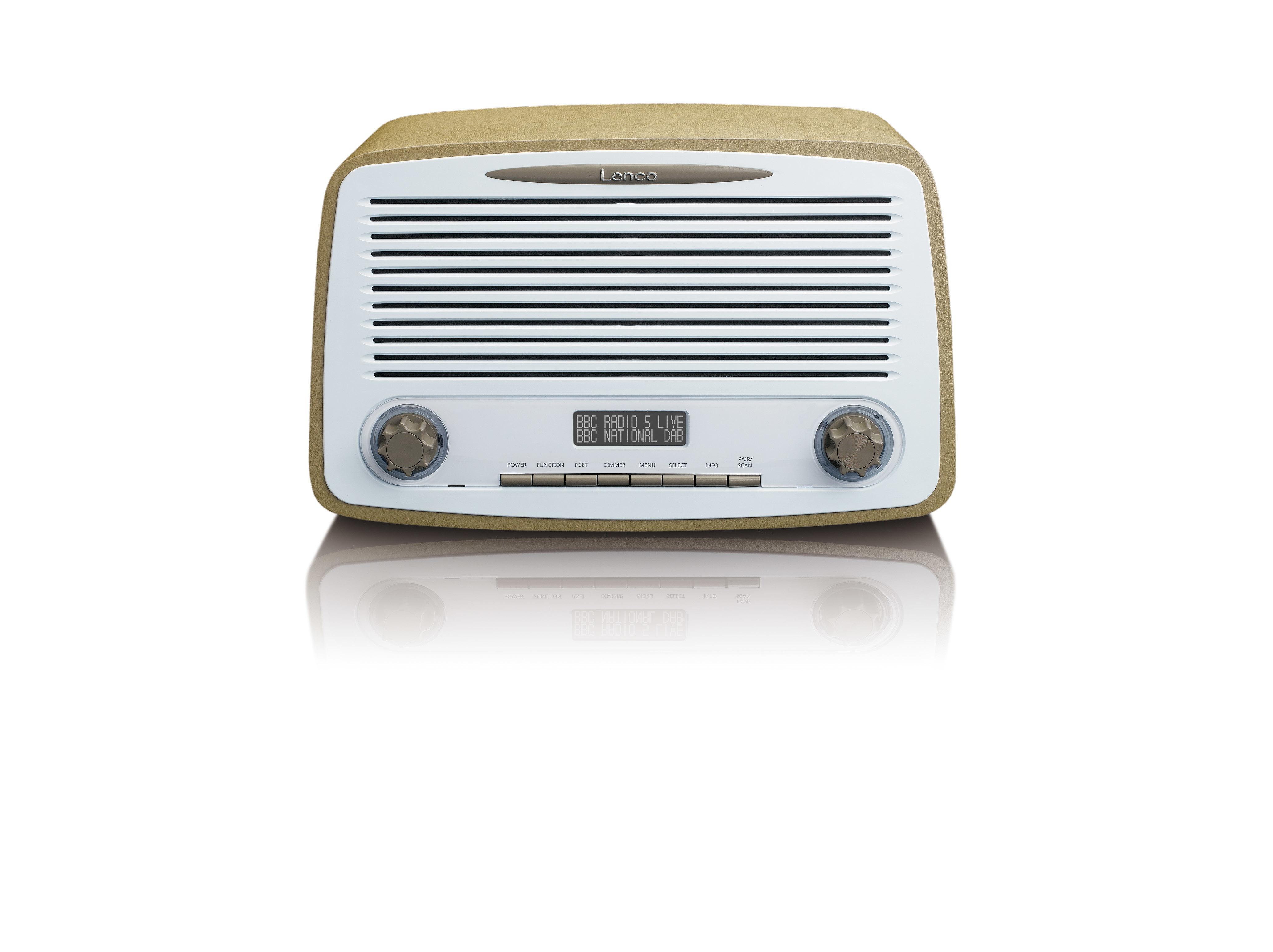 Korting Lenco DAR 012 dab radio