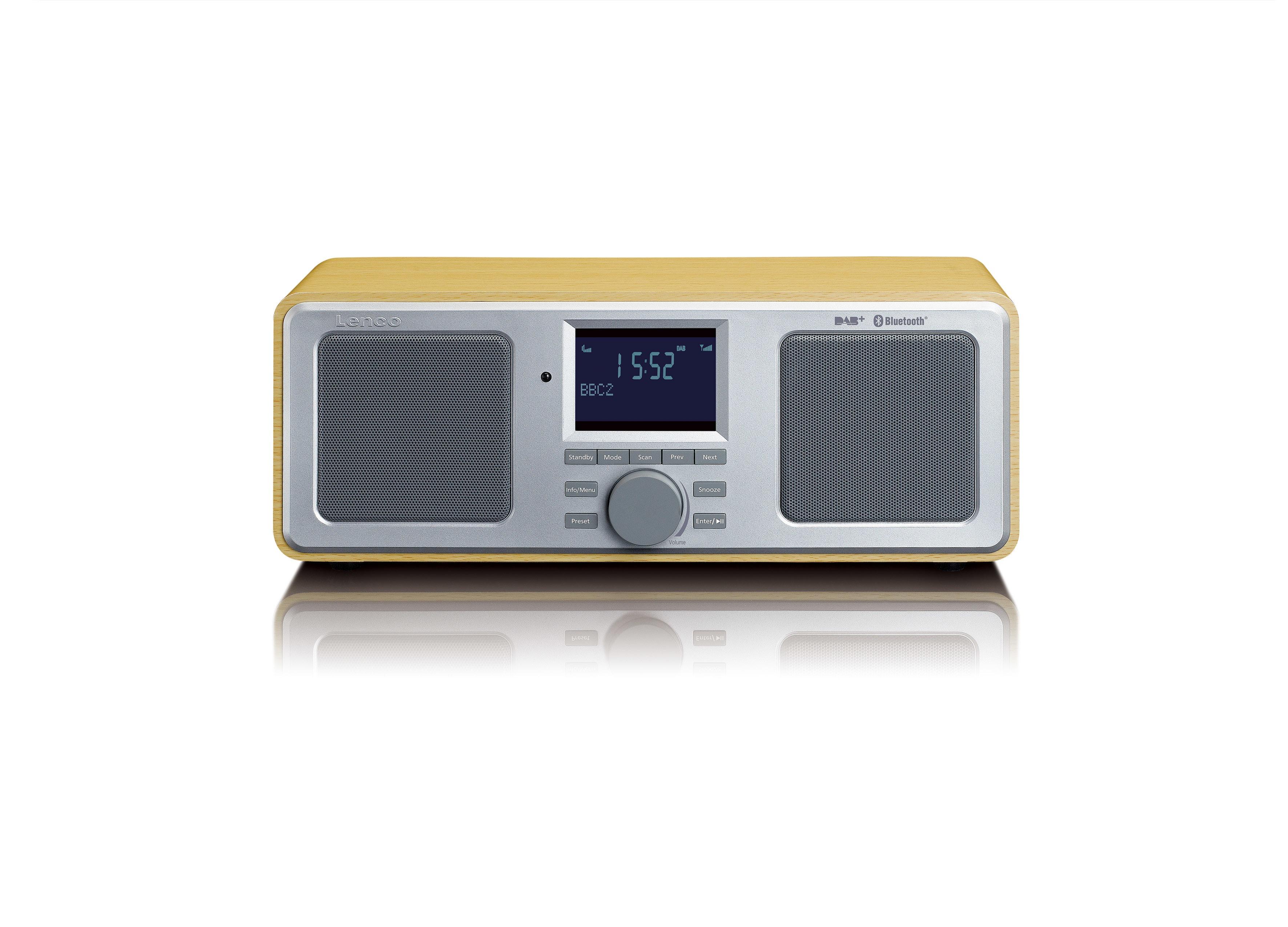 Korting Lenco DAR 015 dab radio