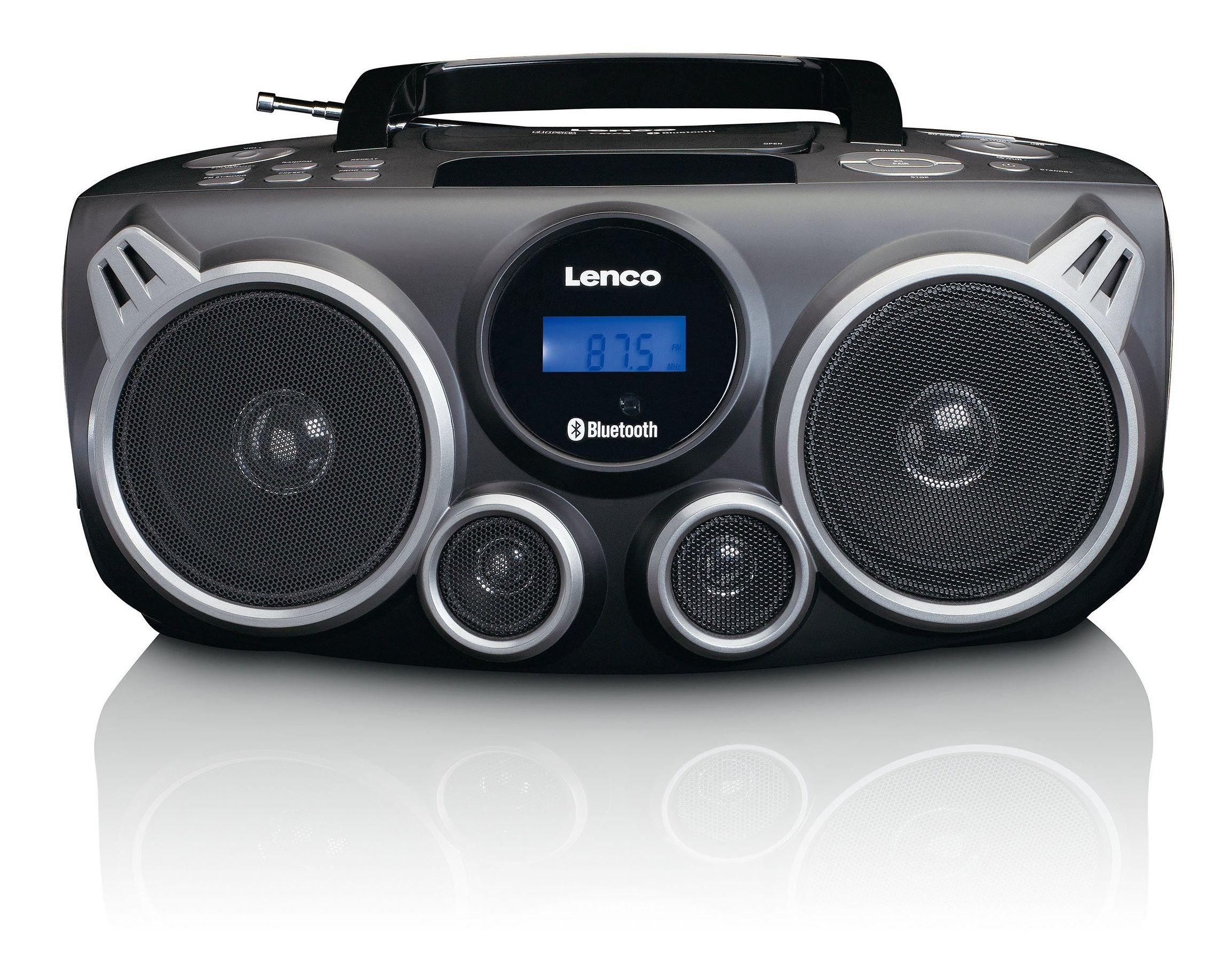 Op HardwareComponenten.nl is alles over beeld | geluid te vinden: waaronder expert en specifiek Lenco SCD-100BK FM radio Zwart