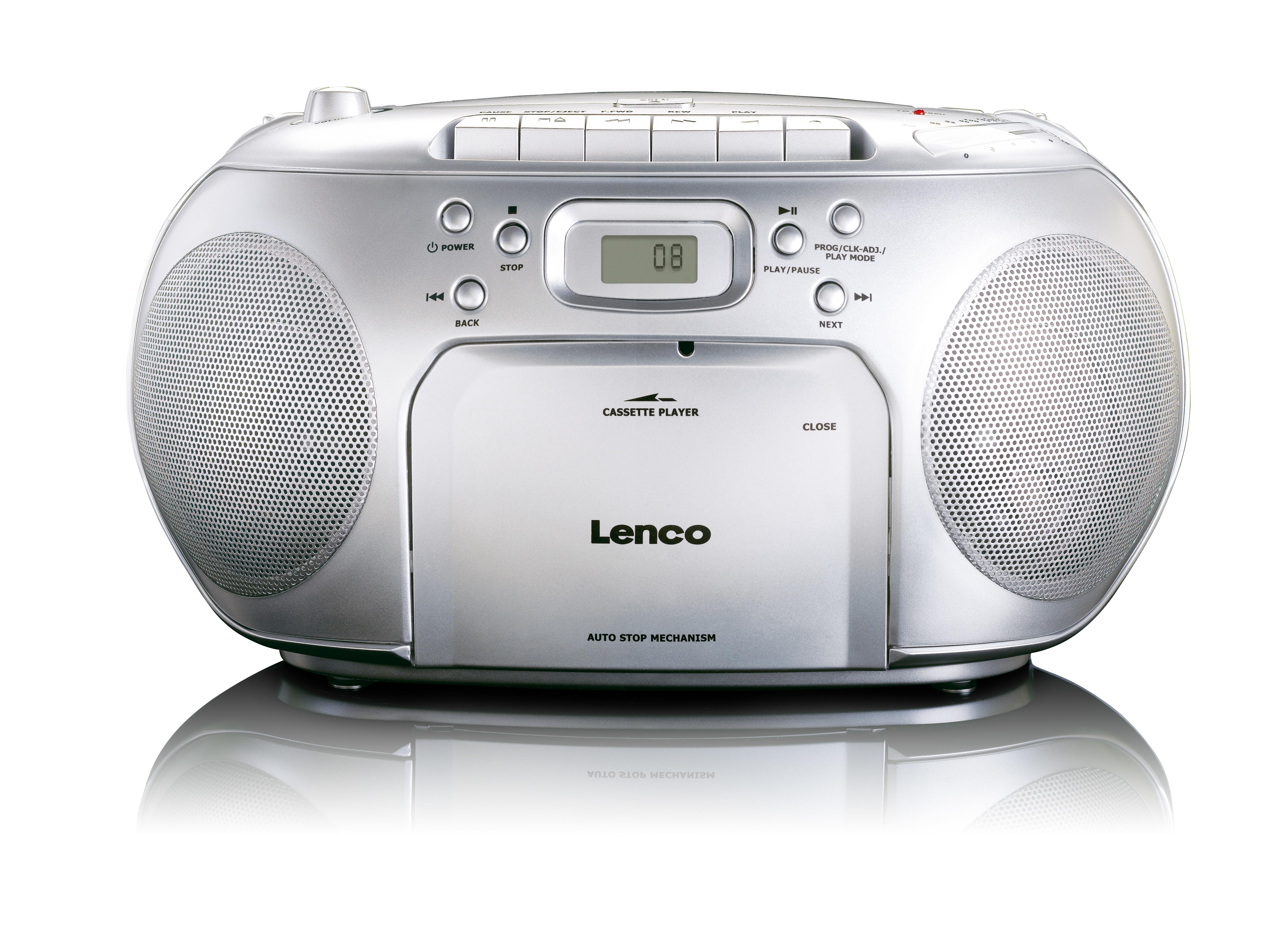 LENCO LENCO Portable radio-cd-speler