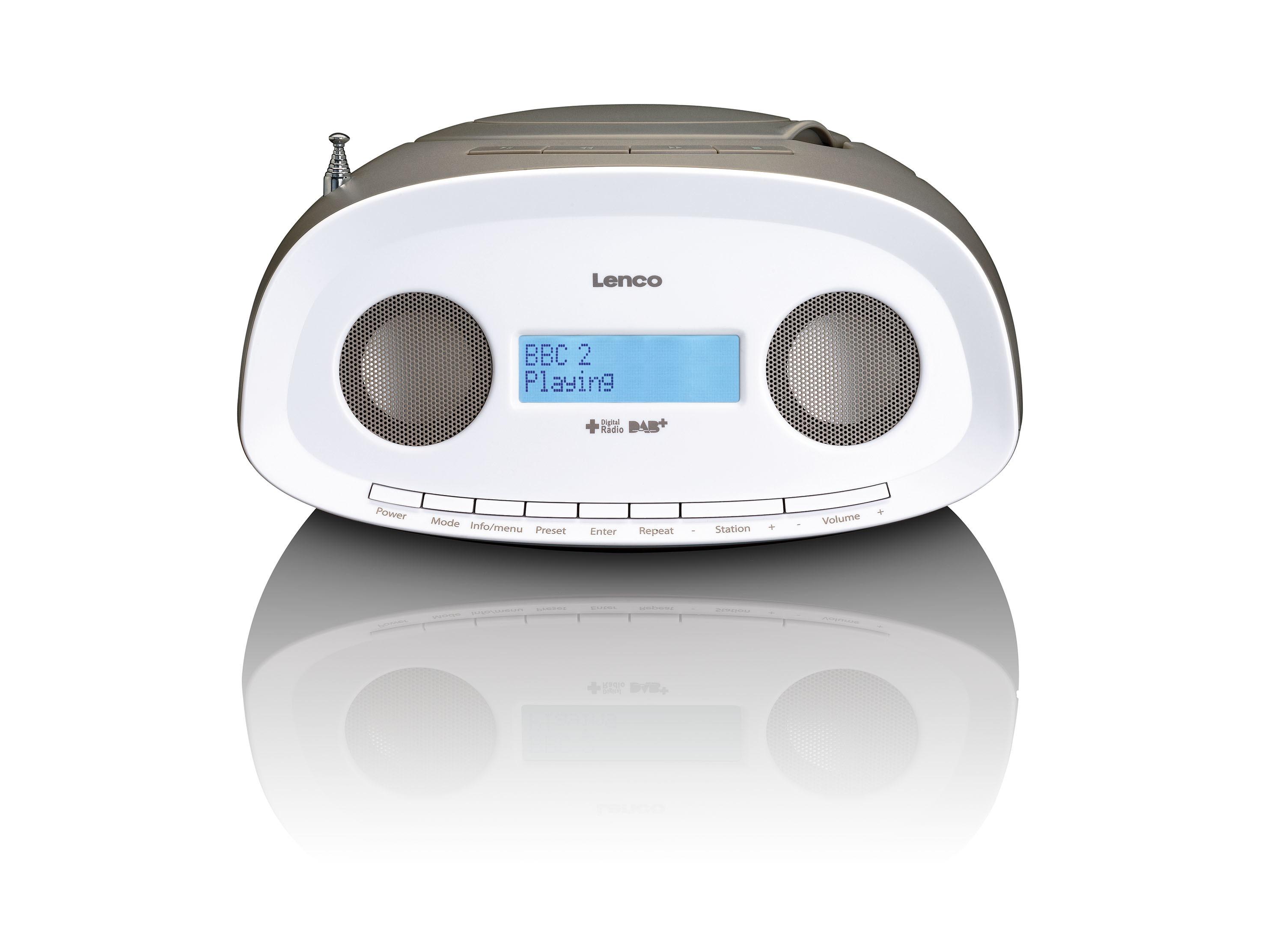 Korting Lenco SCD 69 fm radio