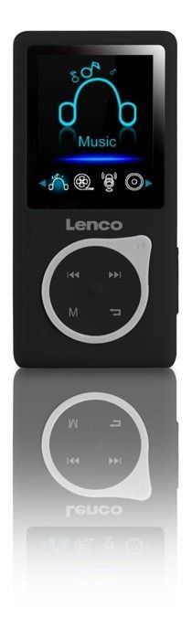 Foto van Lenco Xemio-668 MP3 speler