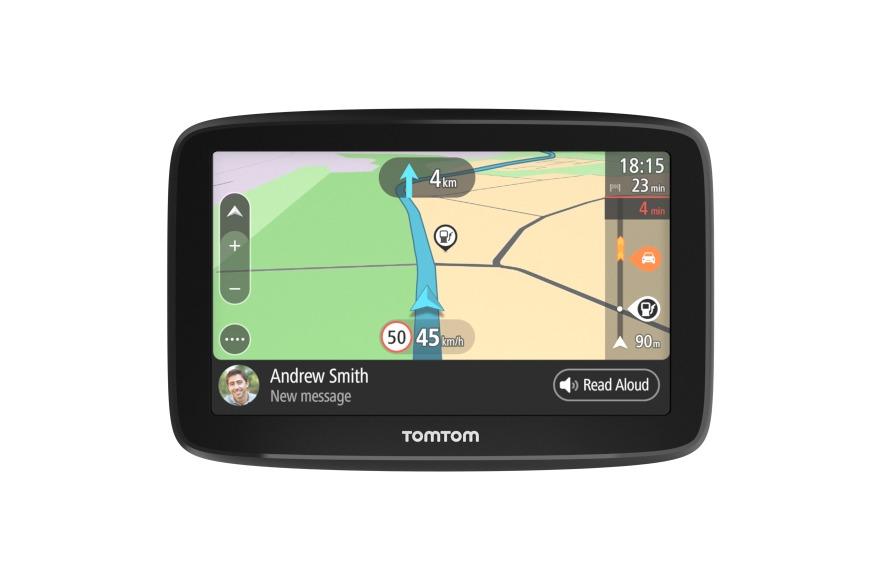 Korting Tomtom Go Basic 5 Europa autonavigatie