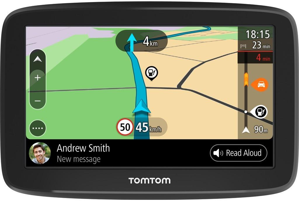 Korting Tomtom Go Basic 6 Europa autonavigatie