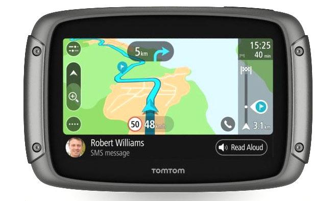 Korting Tomtom Rider 500 Europa autonavigatie