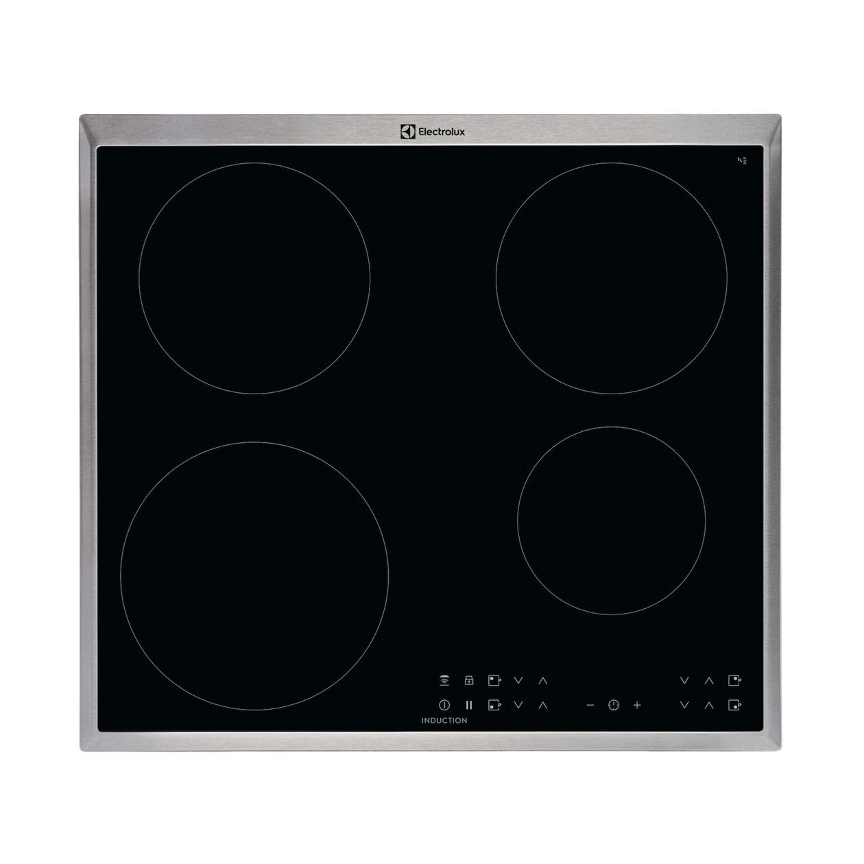 Electrolux LIT60430X Inductie inbouwkookplaat Zwart