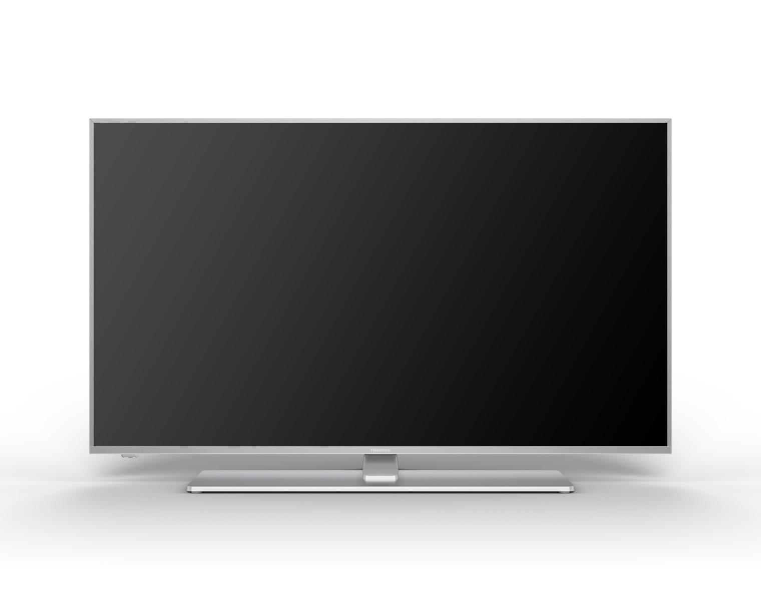 HISENSE UHD TV H55A6550/NL ZILVER