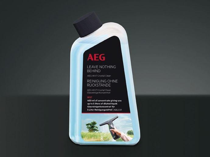 Korting AEG Reiniger crystal clean wx7 ruitenreiniger raamreiniger accessoire
