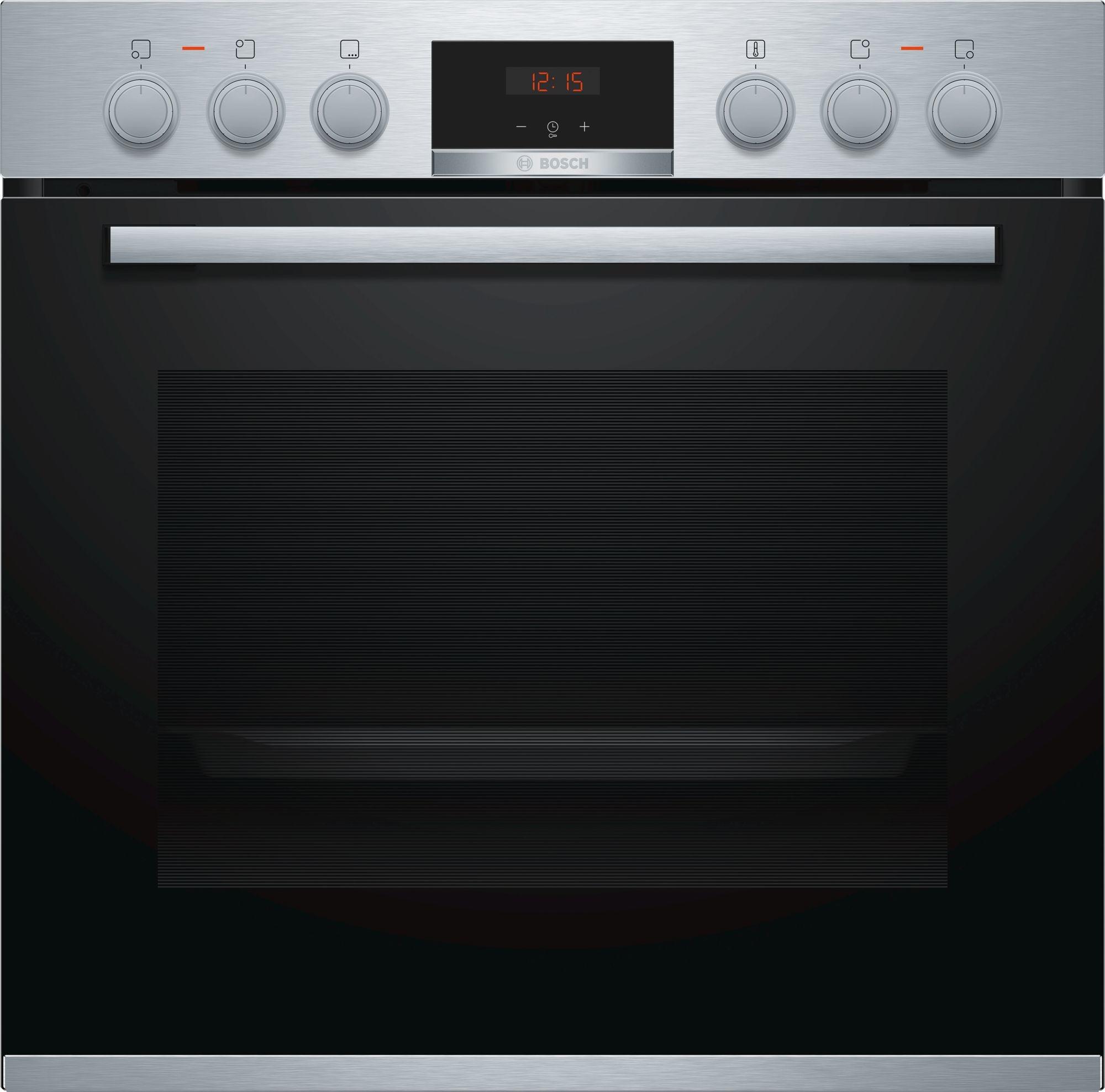 Bosch HEA513BS2 elektrisch inbouwfornuis excl. kookplaat