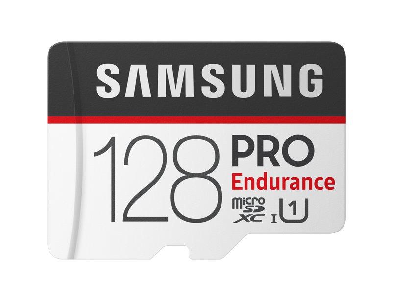 Samsung micro sd-kaart MicroSD Class 10 Pro Endurance 128GB