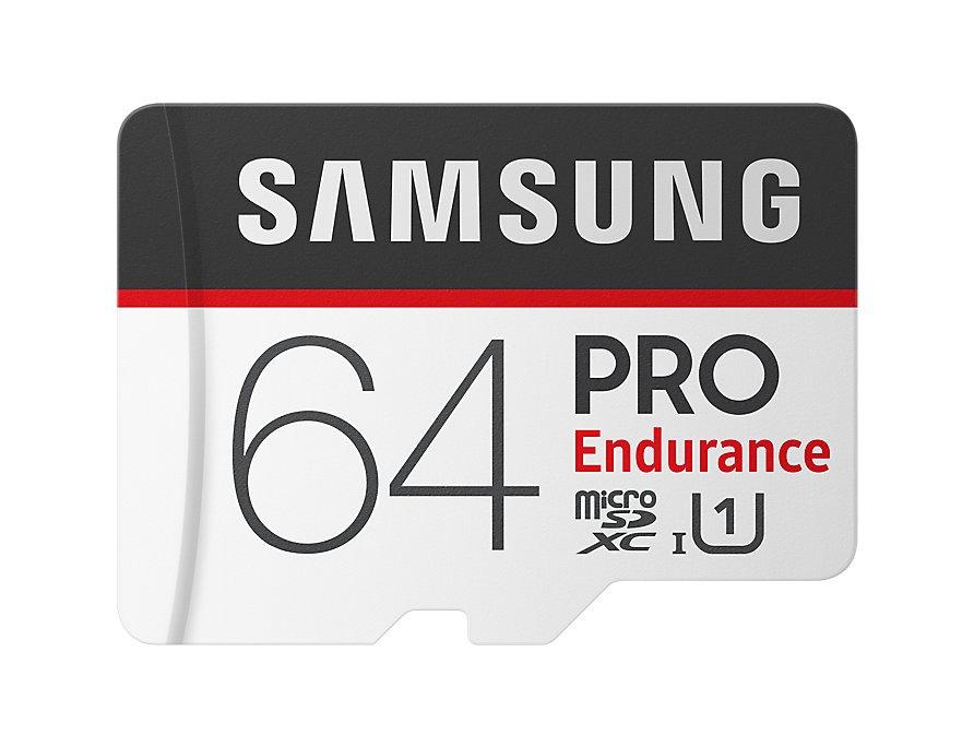 Samsung micro sd-kaart MicroSD Class 10 Pro Endurance 64GB