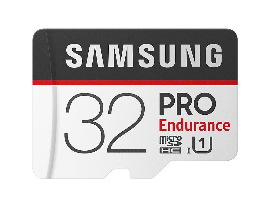 Samsung micro sd-kaart MicroSD Class 10 Pro Endurance 32GB