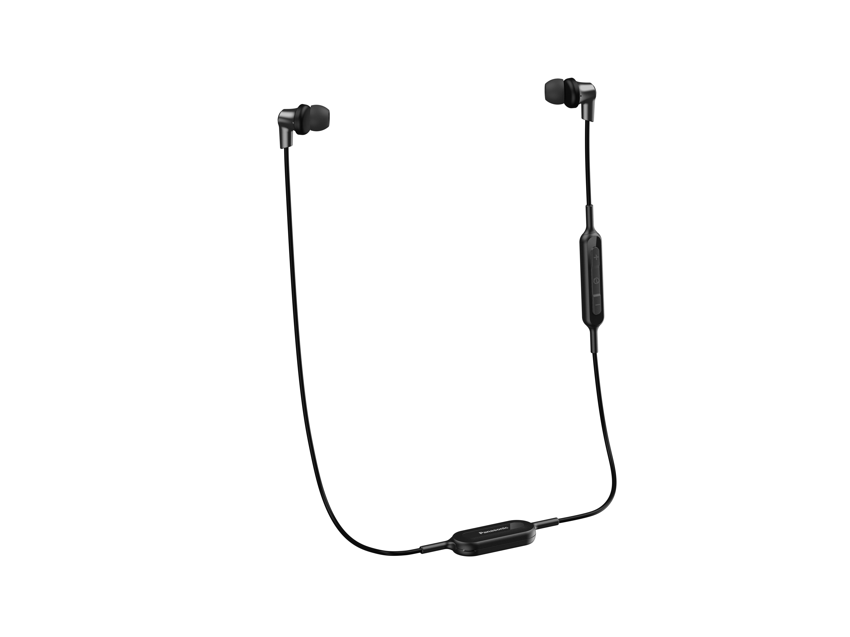 Foto van Panasonic NJ300BE-K BT In-ear oordopjes