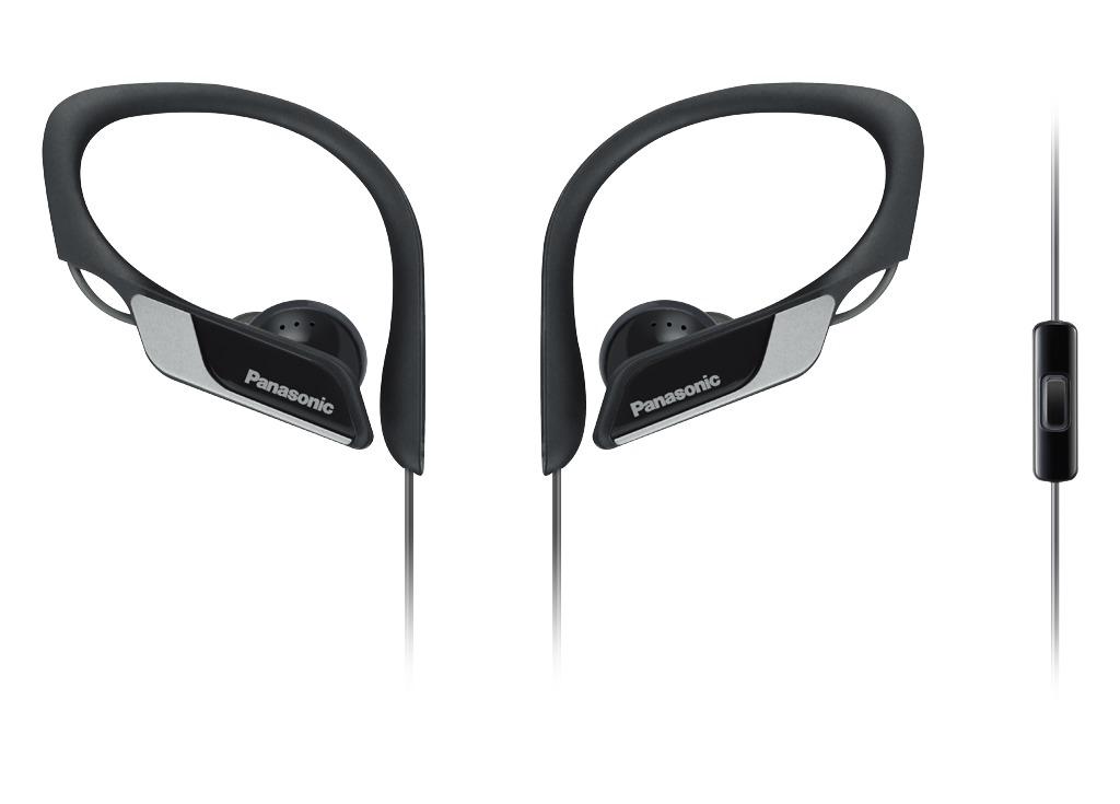 Panasonic in-ear oordopjes HS35ME-K zwart