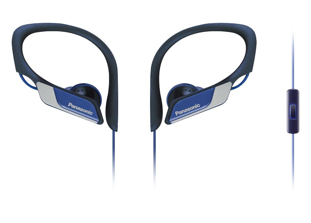 Panasonic in-ear oordopjes HS35ME-A blauw