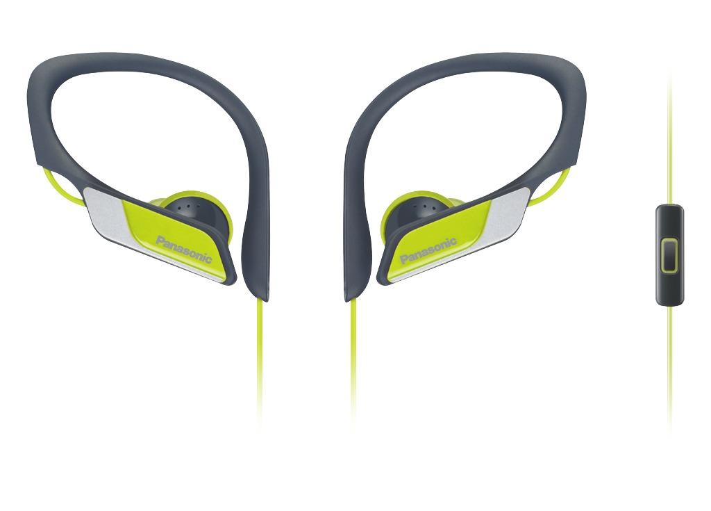 Panasonic in-ear oordopjes HS35ME-Y geel