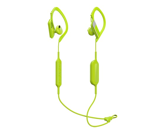 Panasonic in-ear oordopjes BTS10E-Y BT geel