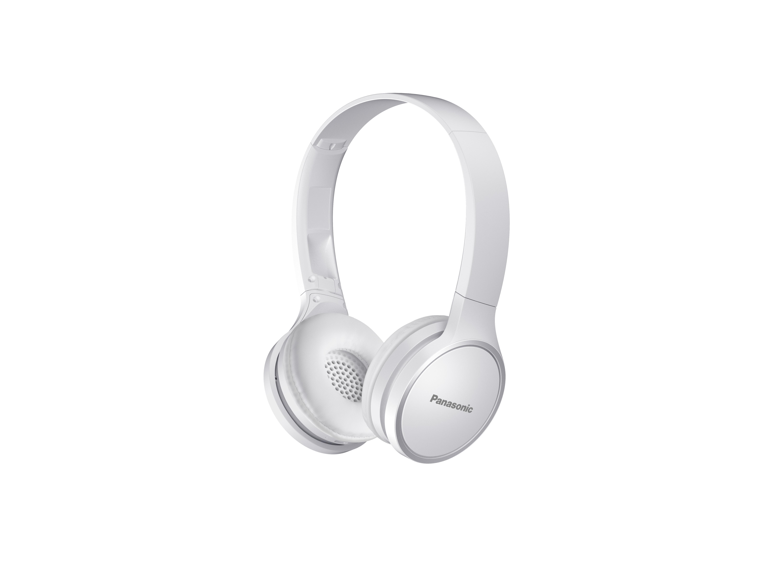 Foto van Panasonic HF400BE-W BT Bluetooth On-ear hoofdtelefoon