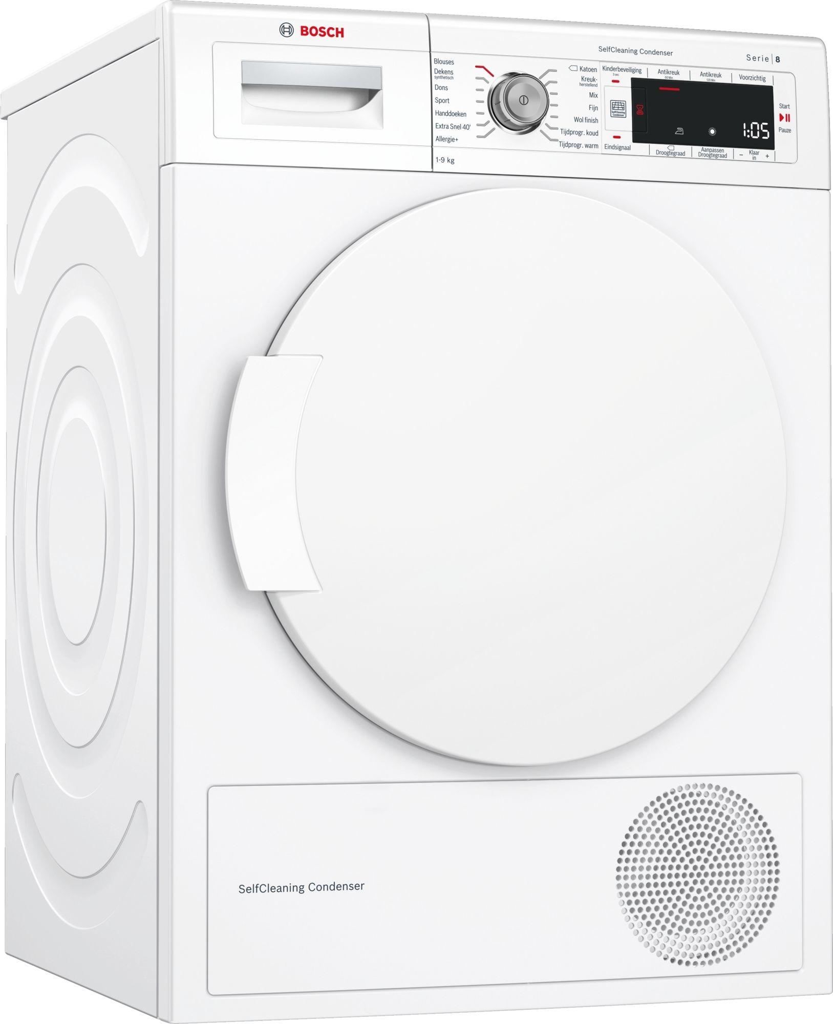 Bosch WTW84563NL warmtepompdroger