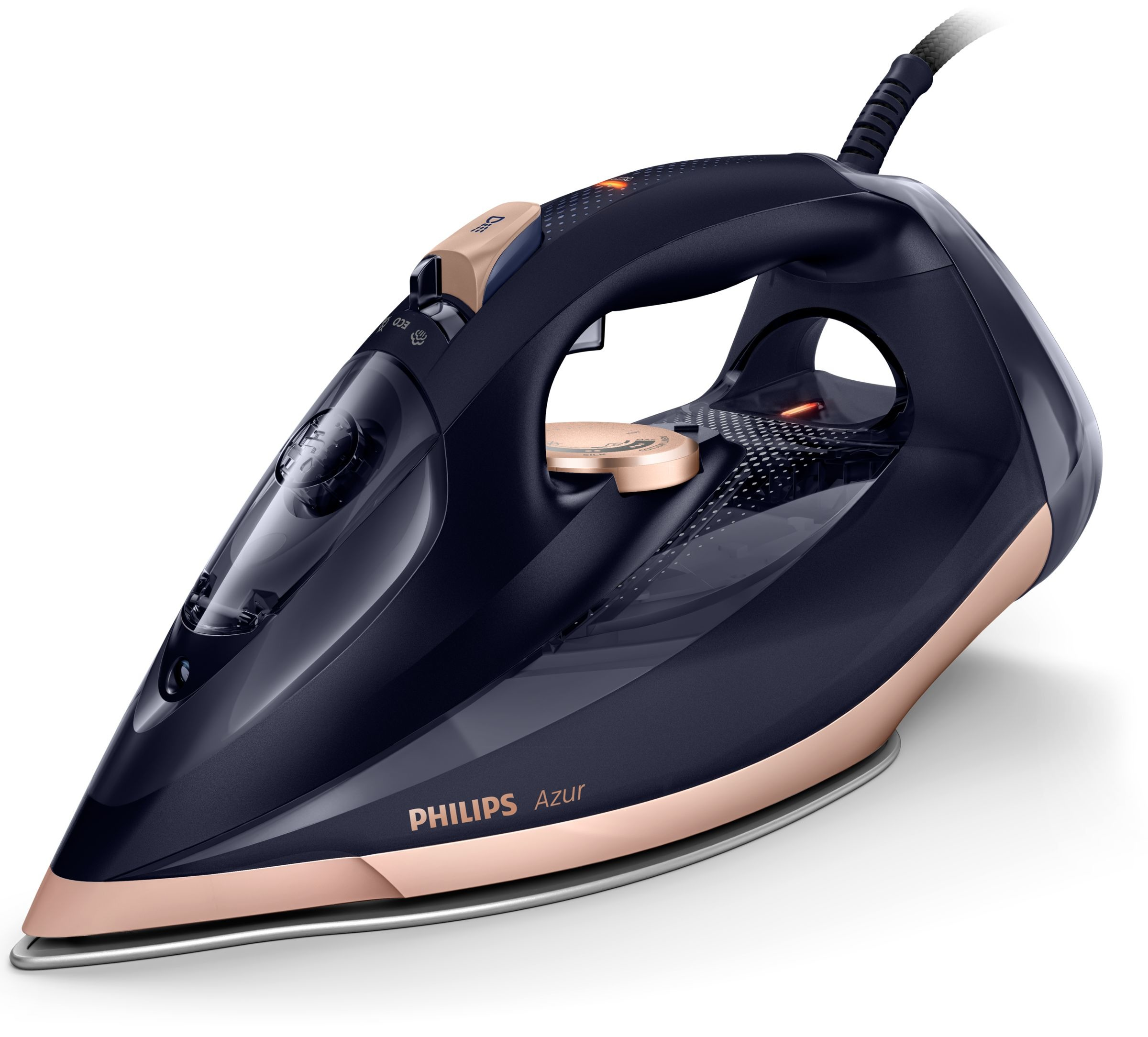 Philips GC4909/60 Stoomstrijkijzer Blauw