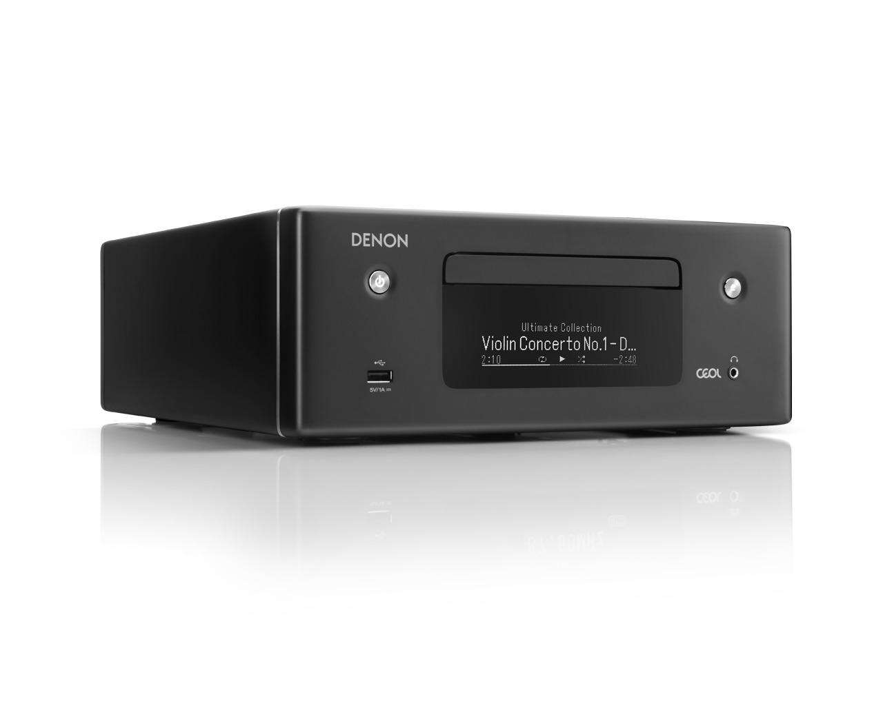 Korting Denon RCDN10BKE2 stereo set