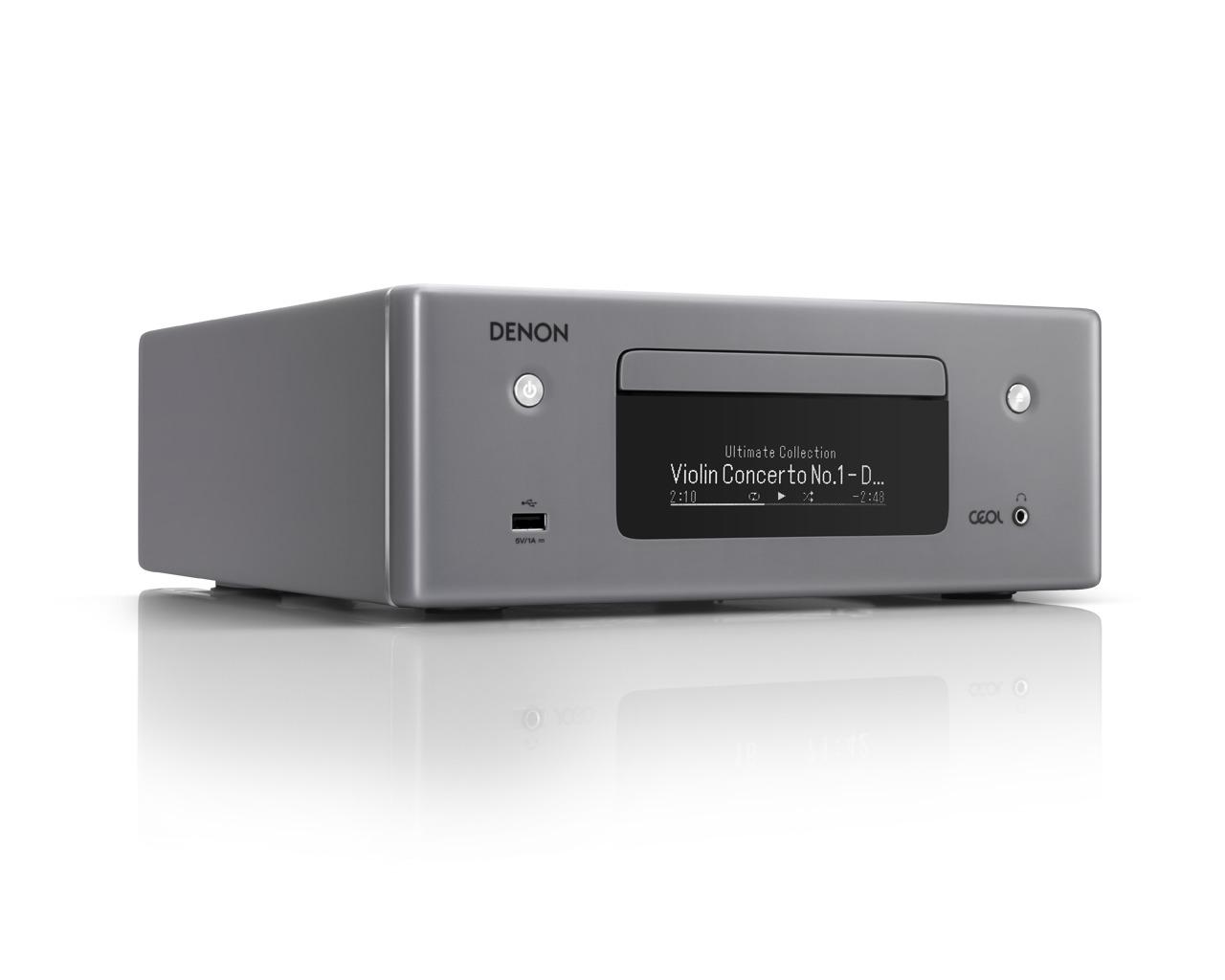 Korting Denon RCDN10GYE2 stereo set