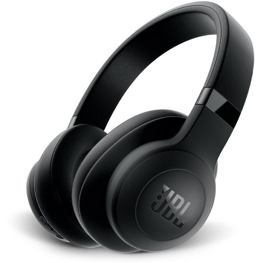 Foto van JBL E500BT Bluetooth Over-ear hoofdtelefoon