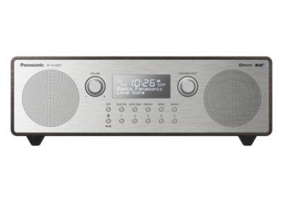 Foto van Panasonic RF-D100BTEGT DAB radio