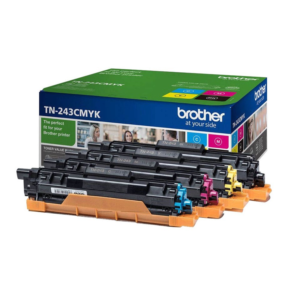 Brother toner TN 243CMYK