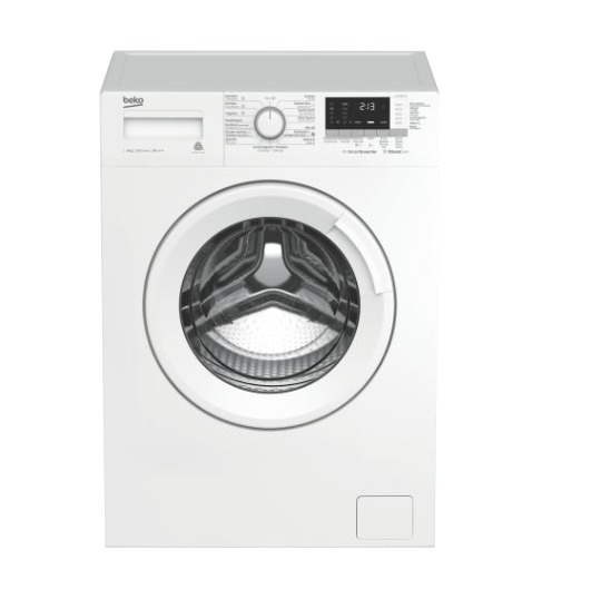 Beko WTV8812BS wasmachine