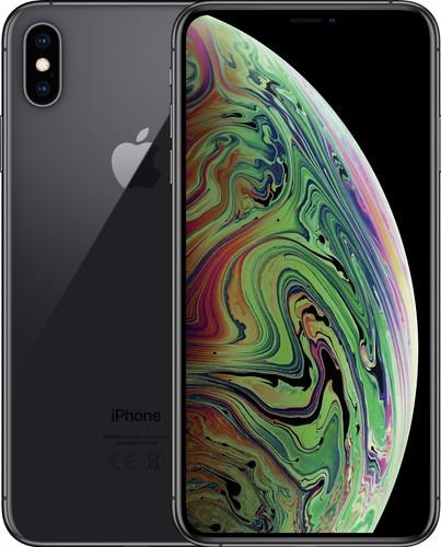 Apple smartphone iPhone XS Max 256GB spacegrijs