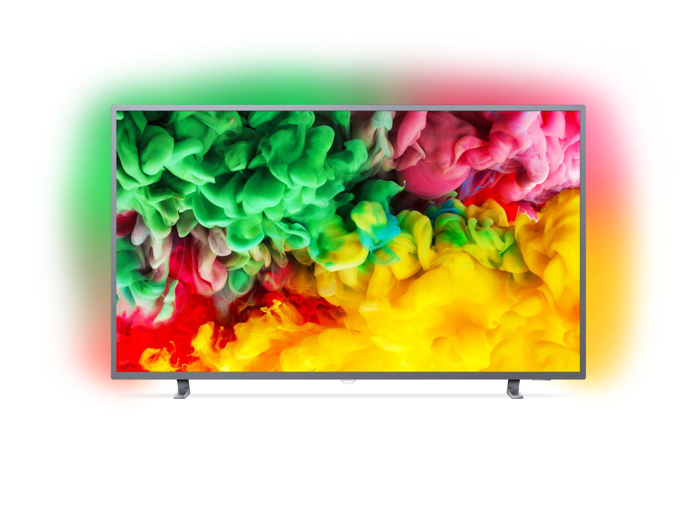 Foto van Philips 65PUS6703/12 - Ambilight 65 inch UHD TV