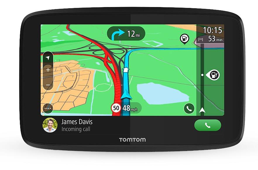 Korting Tomtom Go Essential 6 Europa autonavigatie