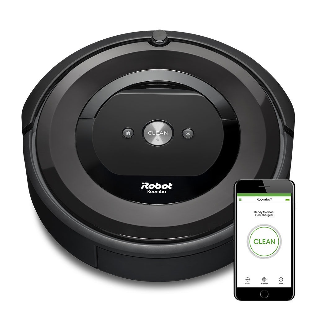 Korting Irobot Roomba E5 robot stofzuiger