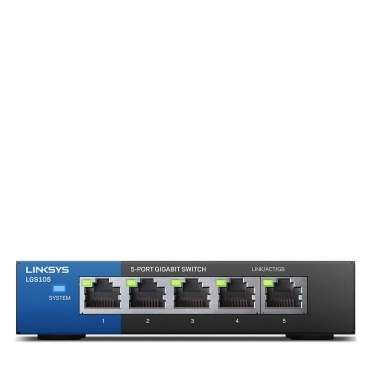 Linksys LGS105-EU-RTL Switch