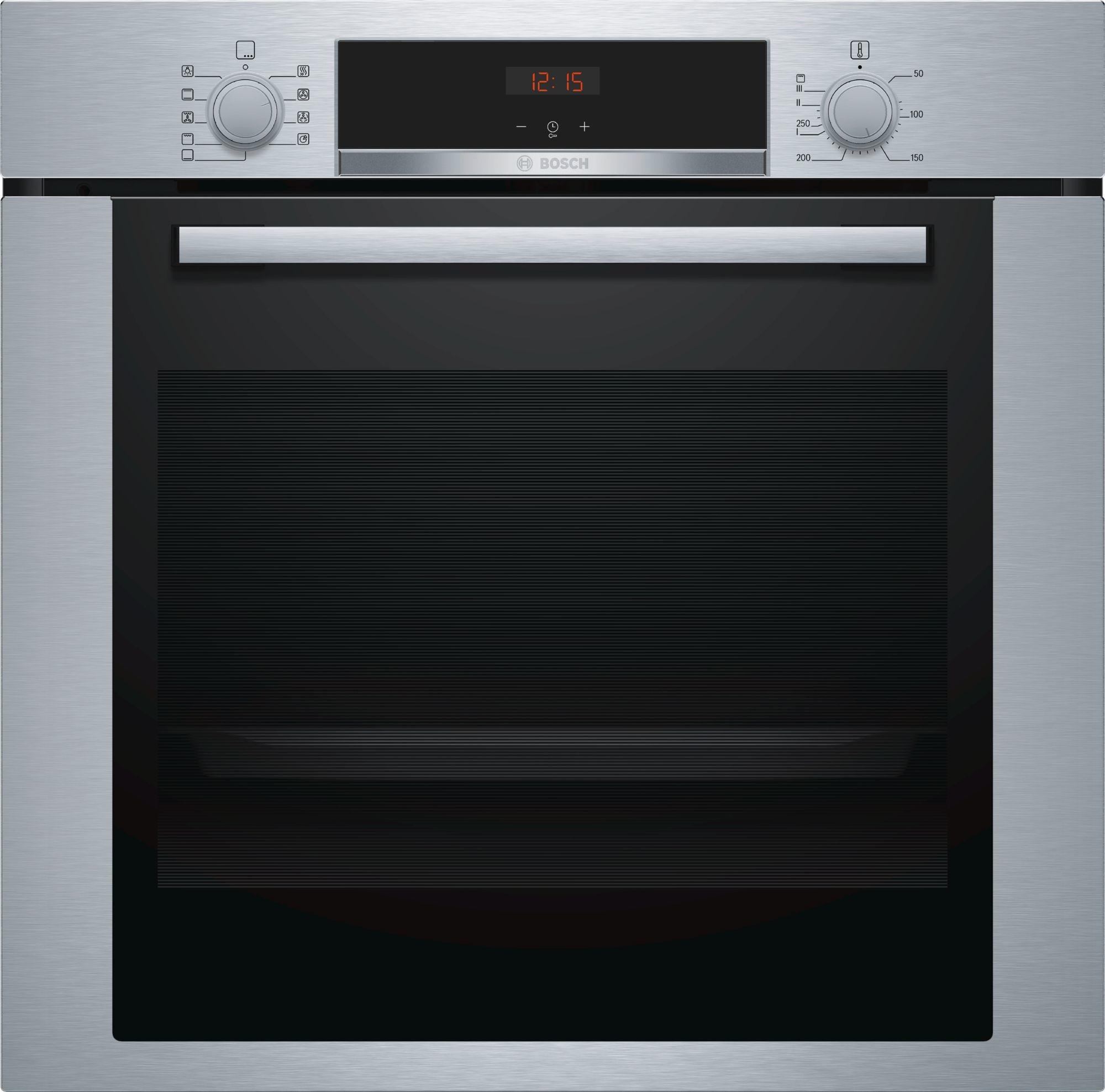 Bosch HBA334BS0 Inbouw oven Zwart
