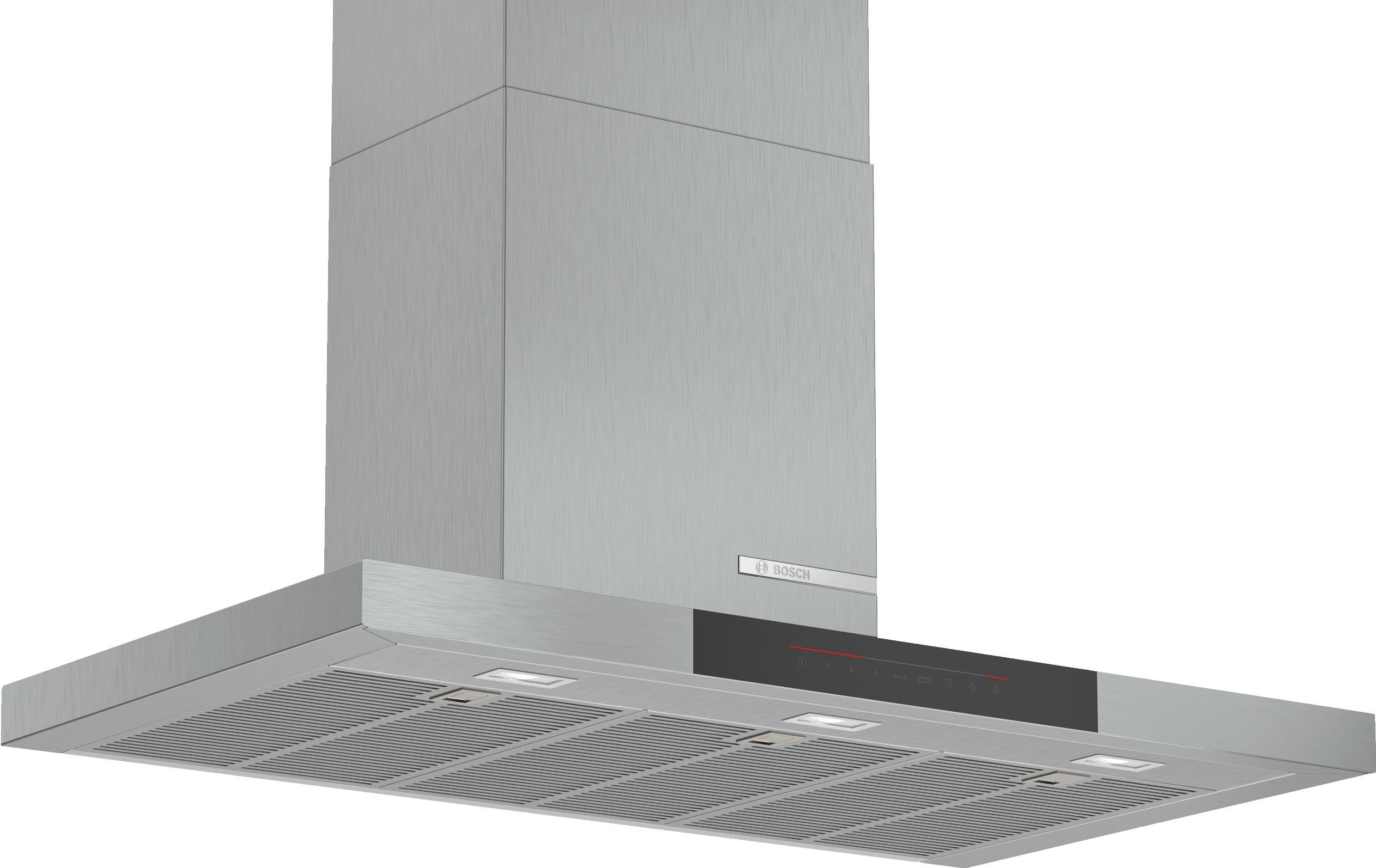 Bosch DWB97JP50 Schouwkap Aluminium