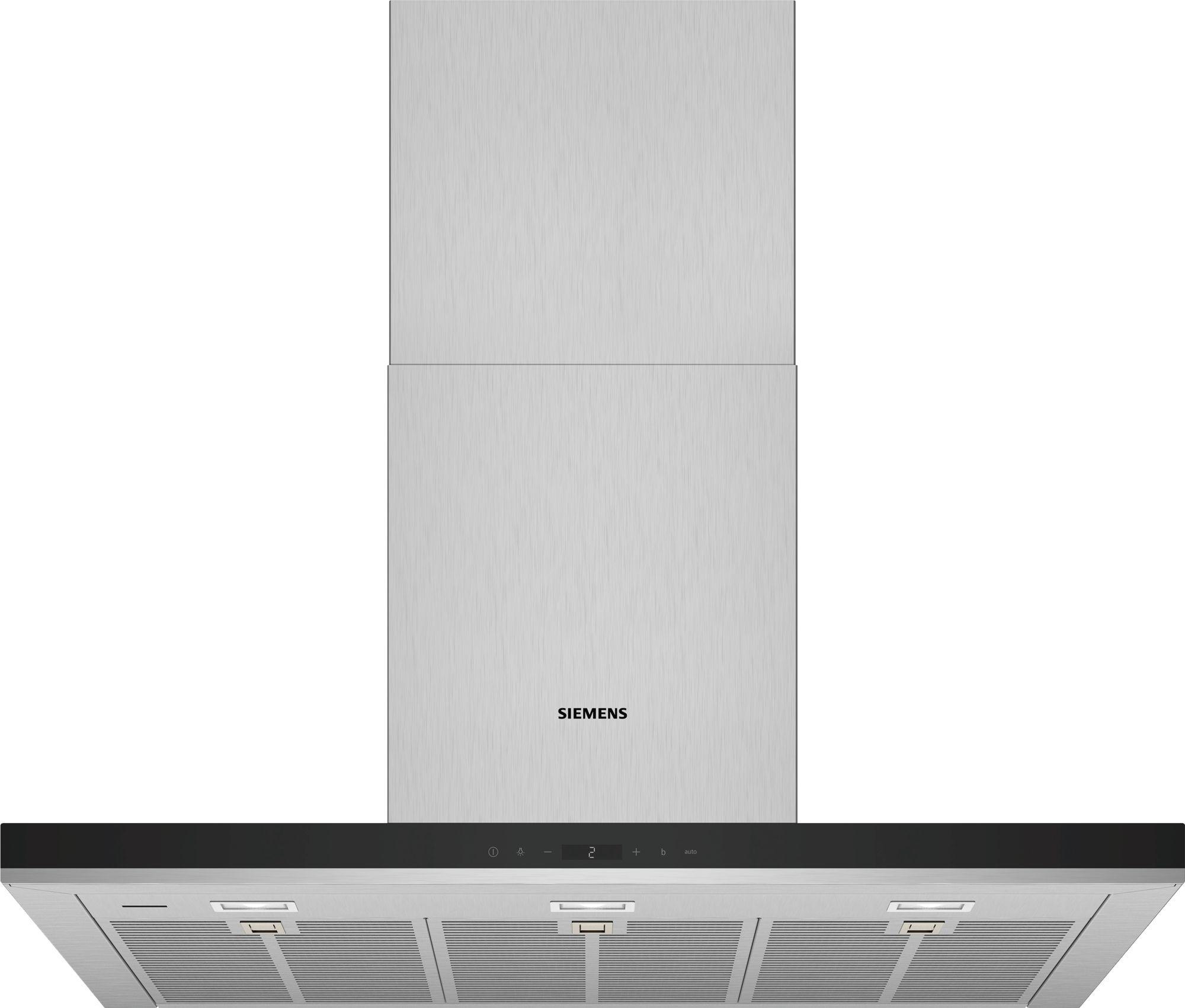 Siemens LC98BIT50 Schouwkap Staal