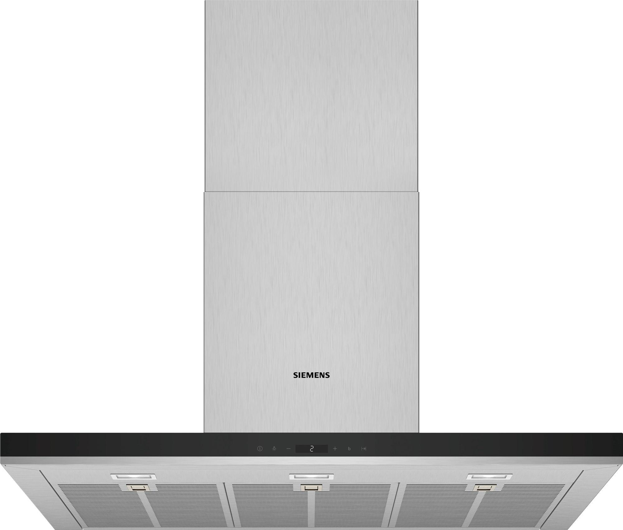 Siemens LC97BIP50 Schouwkap Staal