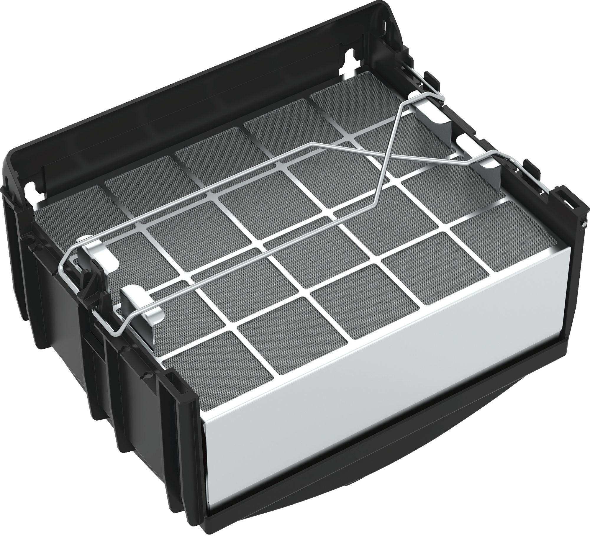 Siemens LZ10FXJ00 Afzuigkap accessoire Zwart