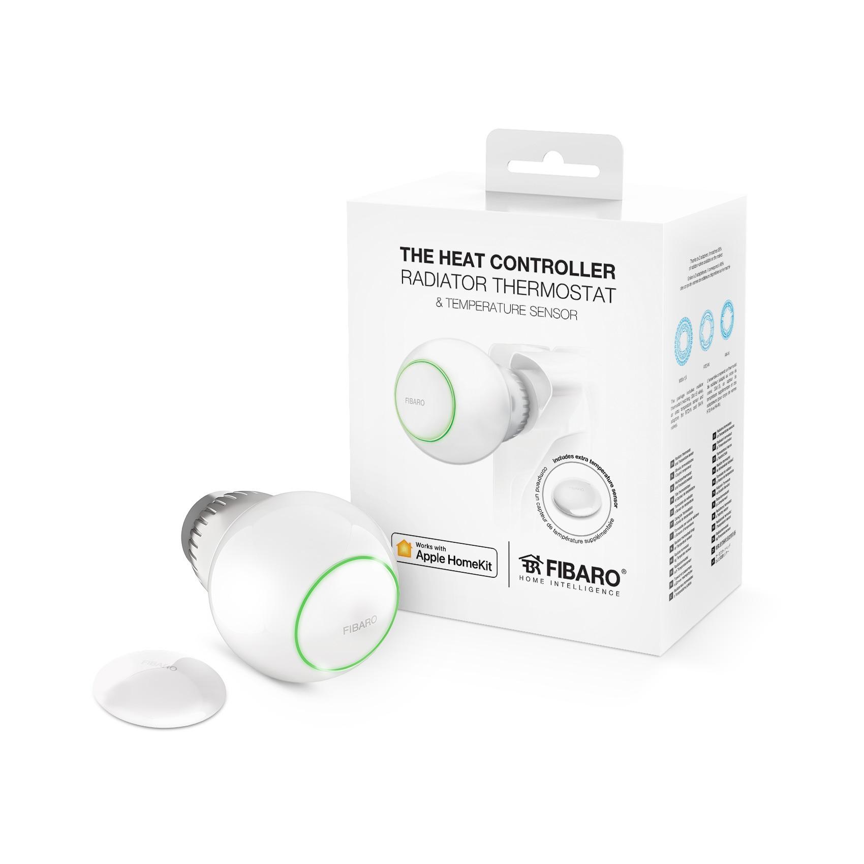 Op Perfect Plasma is alles over wonen te vinden: waaronder expert en specifiek Fibaro The Heat Controller Starter Pack (Apple HomeKit) Smart home accessoire (Fibaro-The-Heat-Controller-Starter-Pack-Apple-HomeKit-Smart-home-accessoire372553524)