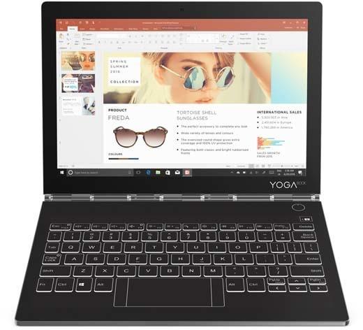 Afbeelding van Lenovo 2-in-1 laptop Yoga Book C930 ZA3S0066NL