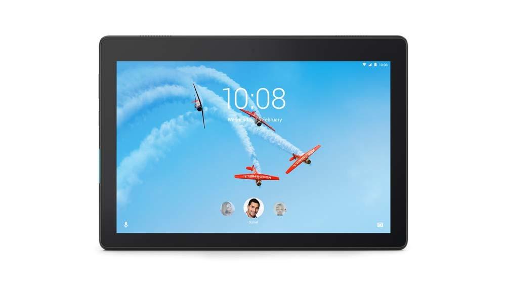 Dagaanbieding - Lenovo tablet Tab E10 1GB 16GB zwart dagelijkse koopjes