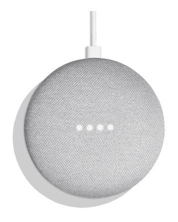 Google Home Mini Wifi speaker Wit