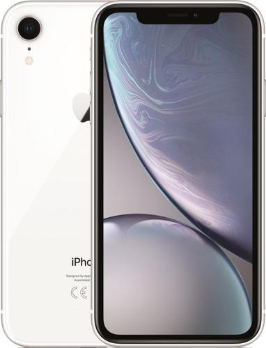 Apple iPhone XR 6.1  Dual SIM 4G 64GB Wit