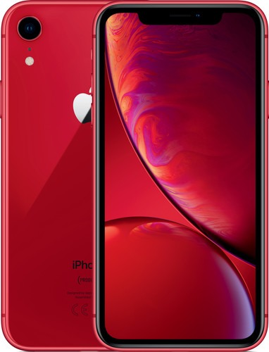 Apple smartphone iPhone XR 64GB rood