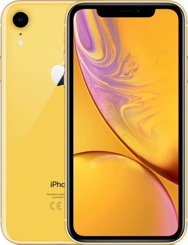 Op Perfect Plasma is alles over telefoons te vinden: waaronder expert en specifiek Apple iPhone XR (64GB) Smartphone Geel