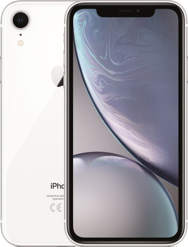 Apple smartphone iPhone XR 128GB wit