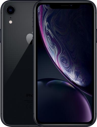 Apple smartphone iPhone XR 256GB zwart