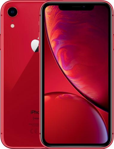 Apple smartphone iPhone XR 256GB rood